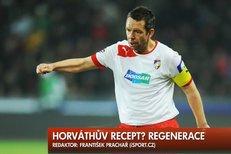 Pavel Horváth, jak ho neznáte: stará se o kondici a poctivě regeneruje
