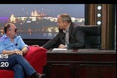 V dnešní Show Jana Krause nebude Michalu Davidovi moc příjemně.