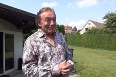 Karel Gott oslavil narozeniny tatarákem od Blesku