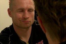 Zákulisí boje: Boxer Konečný se před zápasem vyhýbá samotě
