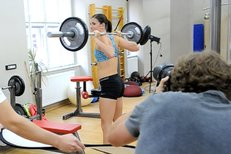 Šampionka Zuzana Hejnová si vyzkoušela roli focené modelky