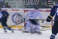 SESTŘIH: 6. kolo hokejové extraligy, Liberec - Kladno 1:3
