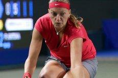 Dva týdny dřiny - a z Petry Kvitové je znovu tenisová šampionka