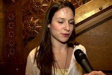 Veronika Kubařová: Zpívám si jen ve sprše
