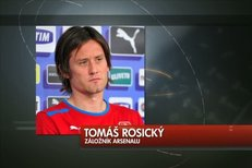 Poslední léta fotbalové kariéry by Rosický rád strávil v USA