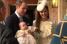 Royal shake v podání prince George