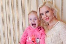 Kateřina Kristelová: Dcera si mě v oblékání vychovává