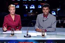 20 let Novy: Takhle prvně vysílali Borhyová a Koranteng!