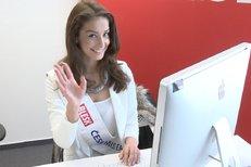 Česká Miss Earth zavítala do Blesku!