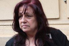 Jakubisková opět nedorazila k soudu. Je to nehoráznost, tvrdí vdova po chodci