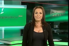 Lucie Šilhánová zamířila z rádia rovnou do televize.