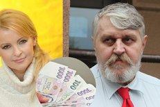 Zprávy: Bartošovou a Jonáka spojovaly peníze!