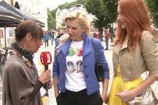Módní guru Františka v akci: Kdo obstál na ulici ve Varech?