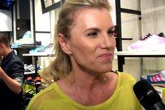 Leona machálková, rozhovor o sportu