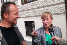 Sandra Pogodová a Petr Rajchert, Bedekr