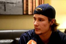 Rozhovor se Zachou před Dánskem