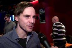 Václav Jiráček hraje v seriálu Reportérka mladíka, který dokáže jít přes mrtvoly