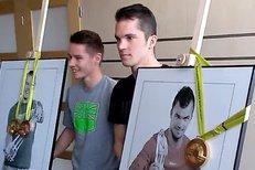 Pavel Maslák a Jakub Holuša si vybrali traťe pro Zlatou tretru