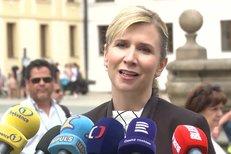 Nová ministryně Valachová