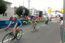 Petr Vakoč vyhrál čtyřetapový závod Czech Cycling Tour