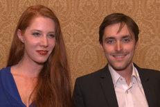 Karel a Nikol Heřmánkovi promluvili o svatbě a sexy prádélku!