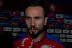 Sivok nastartoval Česko gólem: Pudil to krásně kopnul a já měl štěstí
