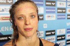Baumrtová v šoku: Překonala světový rekord, počítat se nebude