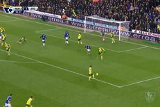 SESTŘIH Premier League: Norwich - Everton 1:1, Lukakův gól jen za bod