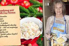 Vánoční přípravy s hvězdami: Bramborový salát podle Evy Pilarové