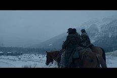 Trailer k oscarovému filmu The Revenant.