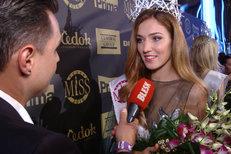Andrea Bezdekova Ceska Miss 2016