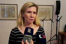 Kateřina Valachová (ČSSD) odcházela ze Senátu spokojena. Inkluze se odkládat nebude.
