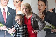 Dcera herců Žilkové a Stropnického Kordula (10): Jak zvládla první filmovou roli?