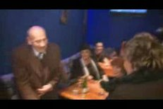 Sedmdesátku oslavil v kavárně MAT herec Miroslav Moravec