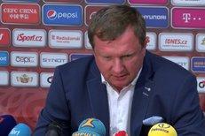Trenér Vrba: Náhradníci budou Schick a Mareček. Vědí o tom