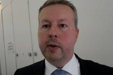 Ministr životního prostředí Richard Brabec (ANO) uklidňuje. Přehrada ne Berounce prý nebude.
