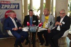 Debata KV - Karel Jakobec
