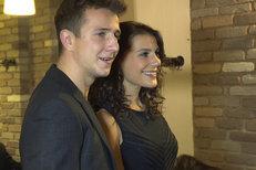 Hvězda Ulice Jakub Štáfek ukázal svou nádhernou přítelkyni!