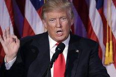 Trumpův vítězný projev - české titulky