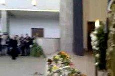 Pohřeb Míroslava Moravce
