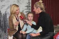 Kateřina Kristelová: Na Vánoce budu sama s dcerou, tatínkovi ji nedám!