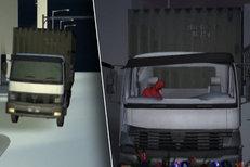 3D animace ukazuje, jak proběhl teror na vánočním trhu v Berlíně