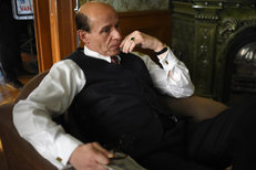 VIDEO: Karel Roden mluví na festivalu Berlinále o filmu Masaryk