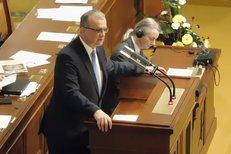 Kalousek ve Sněmovně osočil Babiše z pohrdání parlamentní demokracií