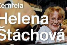 Helena Štáchová