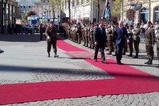 Premiér Bohuslav Sobotka v Lucembursku