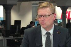 Pavel Bělobrádek rozhovor o sjezdu