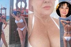 Dáda Patrasová o odvážných fotkách v plavkách: Pobouřilo to jen jediného muže!