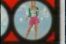 Iva Pazderková v reklamě na jogurt