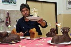 Velikonoční beránky z pohledu televizního kuchaře jiřího Babici